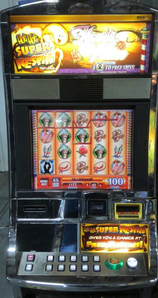 Heart of Venice slot machine