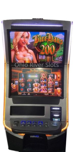 Bier Haus 200 slot machine