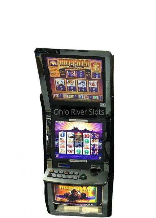 Buffalo slot machine