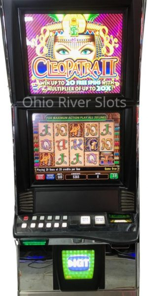 Cleopatra 2 slot machine