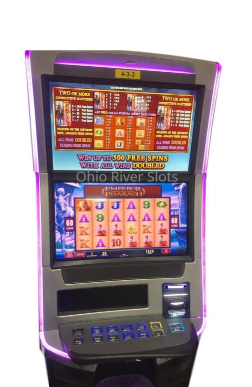 Emperor and Pharaoh slot machine