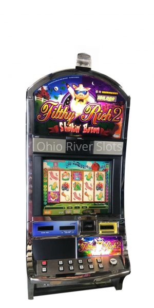 Filthy Rich 2 slot machine