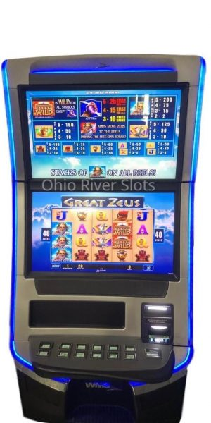Great Zeus slot machine