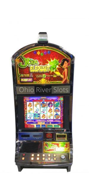 Jade Elephant slot machine