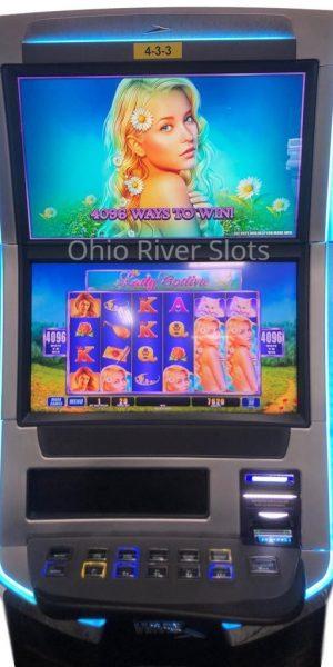 Lady Godiva slot machine