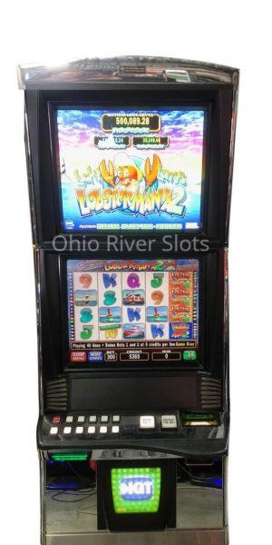 Lucky Larry's Lobstermania 2 slot machine