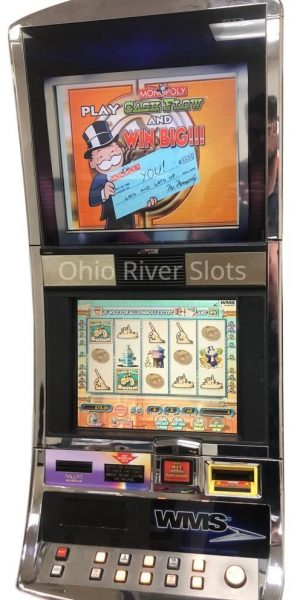 Monopoly Cash Flow slot machine