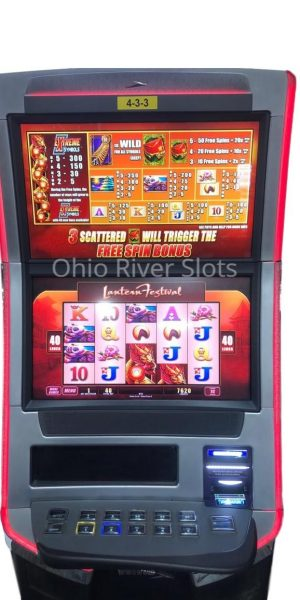 Lantern Festival slot machine
