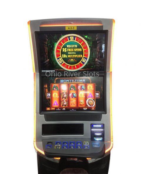 Montezume slot machine