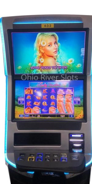 Lady Godiva slot machine