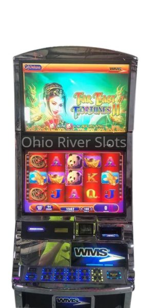 Far East Fortunes 2 slot machine