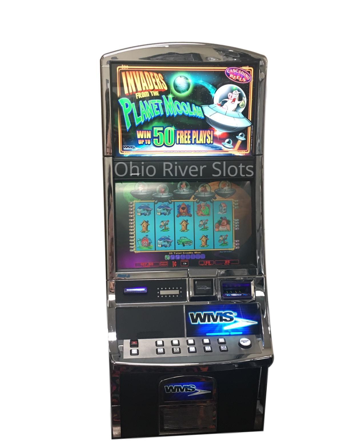 Planet Moolah Slot Machine