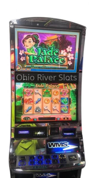 Jade Palace slot machine