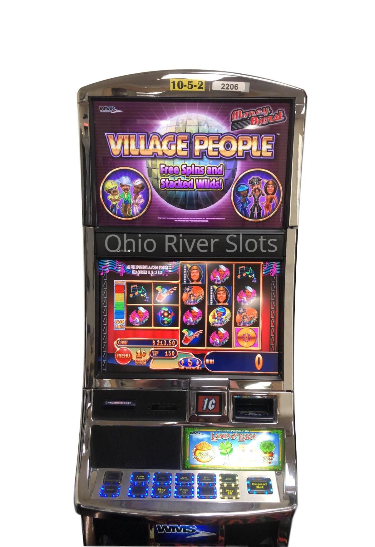 Village People Slots