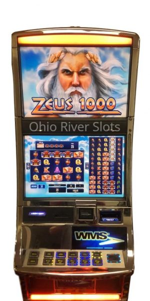 Zeus 1000 slot machine