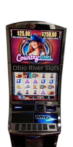 Country Girl slot machine