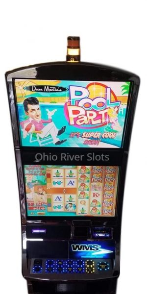 Dean Martin Pool Party