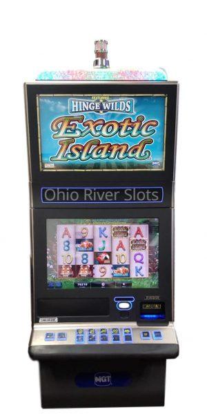 Exotic Island slot machine