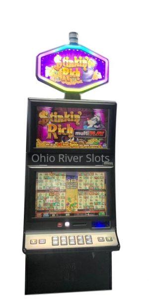 Stinkin' Rich slot machine