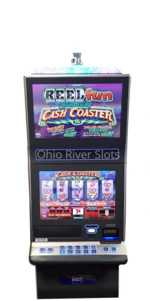 Reel Fun Cash Coaster
