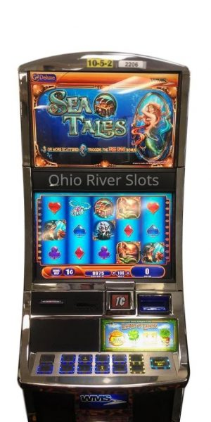 Sea Tales slot machine