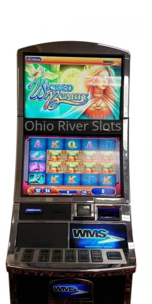 Wicked Beauty slot machine