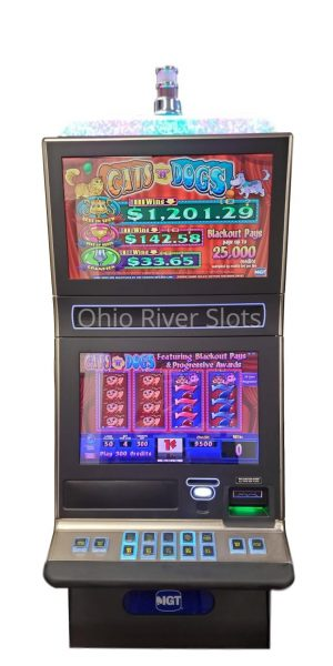 Cat N Dog slot machine