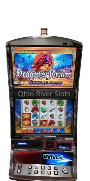Dragon's Realm slot machine