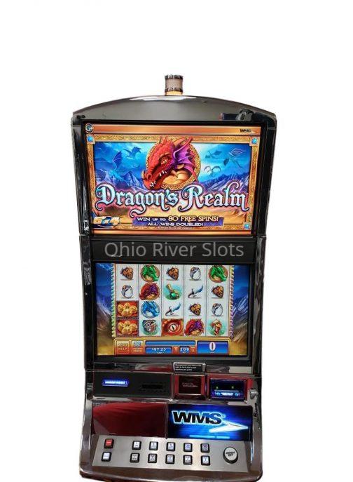 Dragon's Realm slot machine