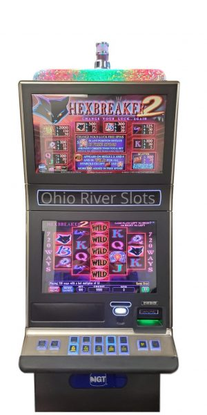 Hexbreaker 2 slot machine