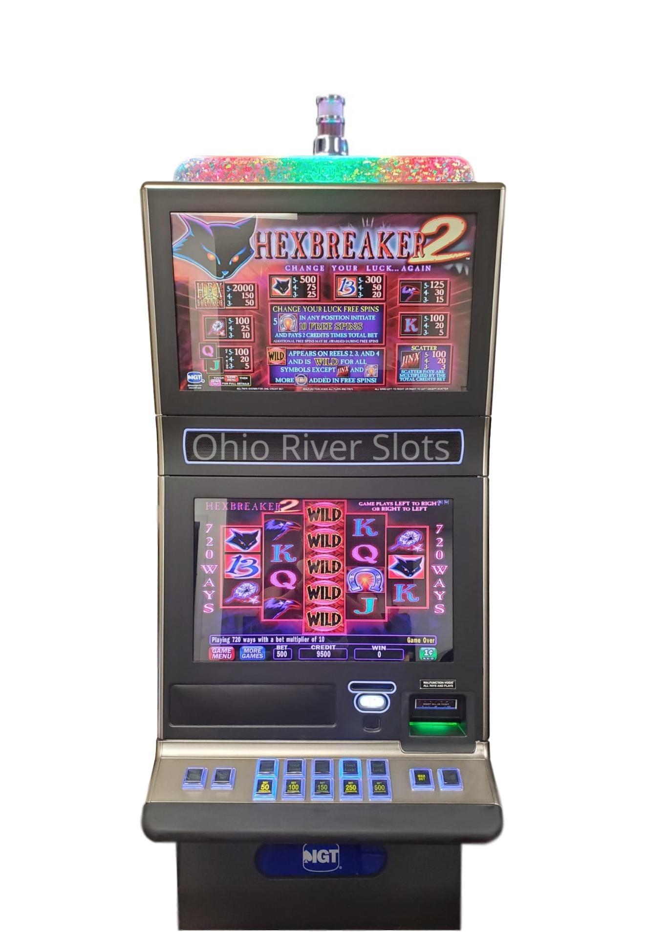 Hexbreaker Slots