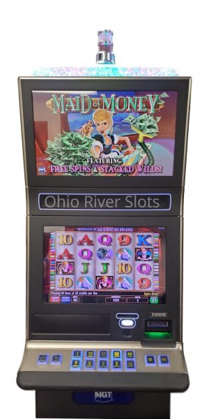 Maid of Money slot machine