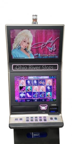 Dolly slot machine