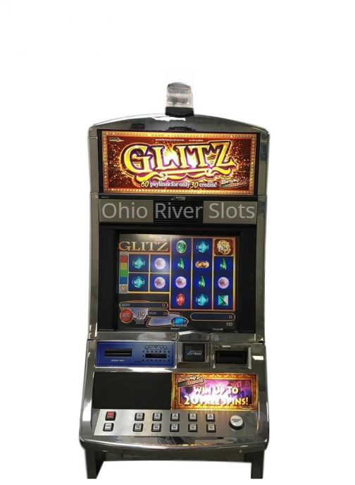 Glitz slot machine