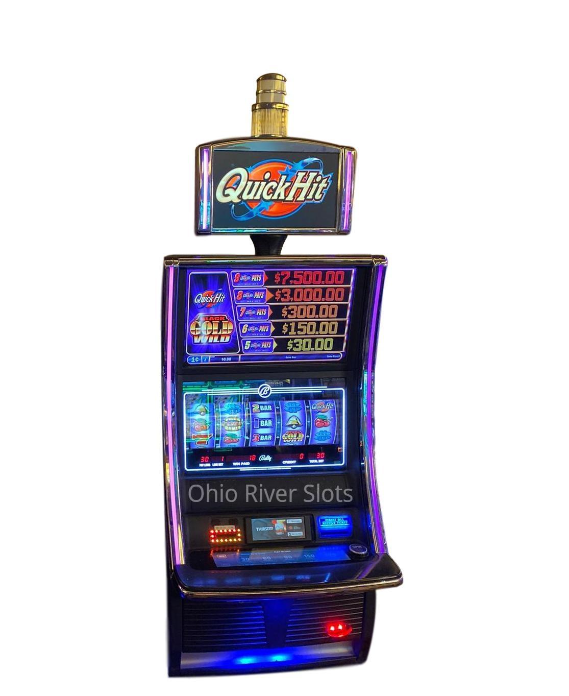 Black River Gold Slot Machine