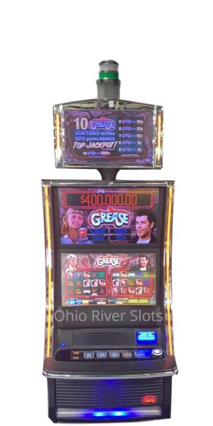 Grease slot machine