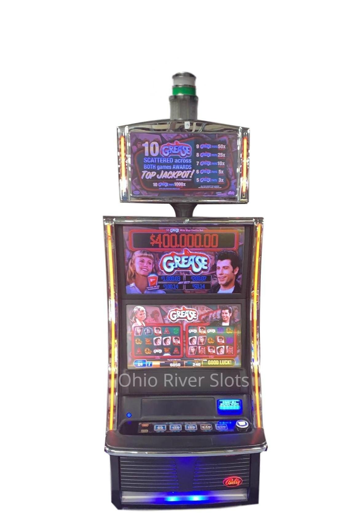 Grease Slots