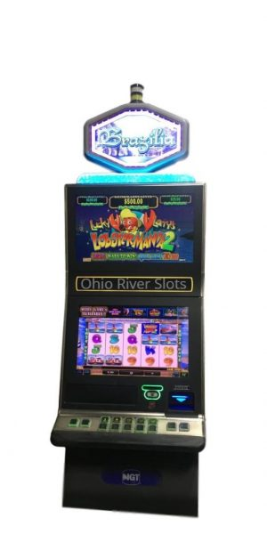 Lucky Larry's Lobstermania 2 1024 ways to Win