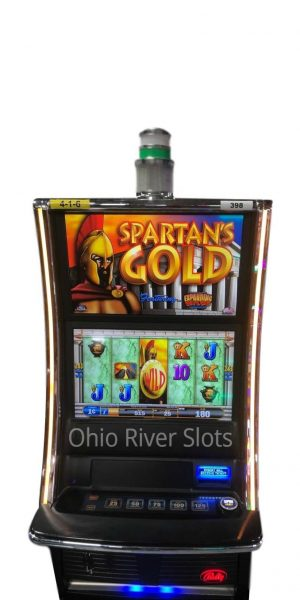 Spartan's Gold slot machine