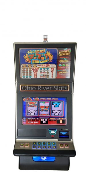 Triple Red Hot 7s Free Game
