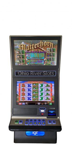 Matterhorn slot machine
