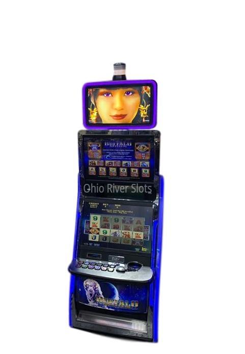 Buffalo slot machine for sale