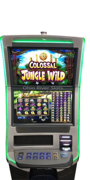 Colossal Jungle Wild