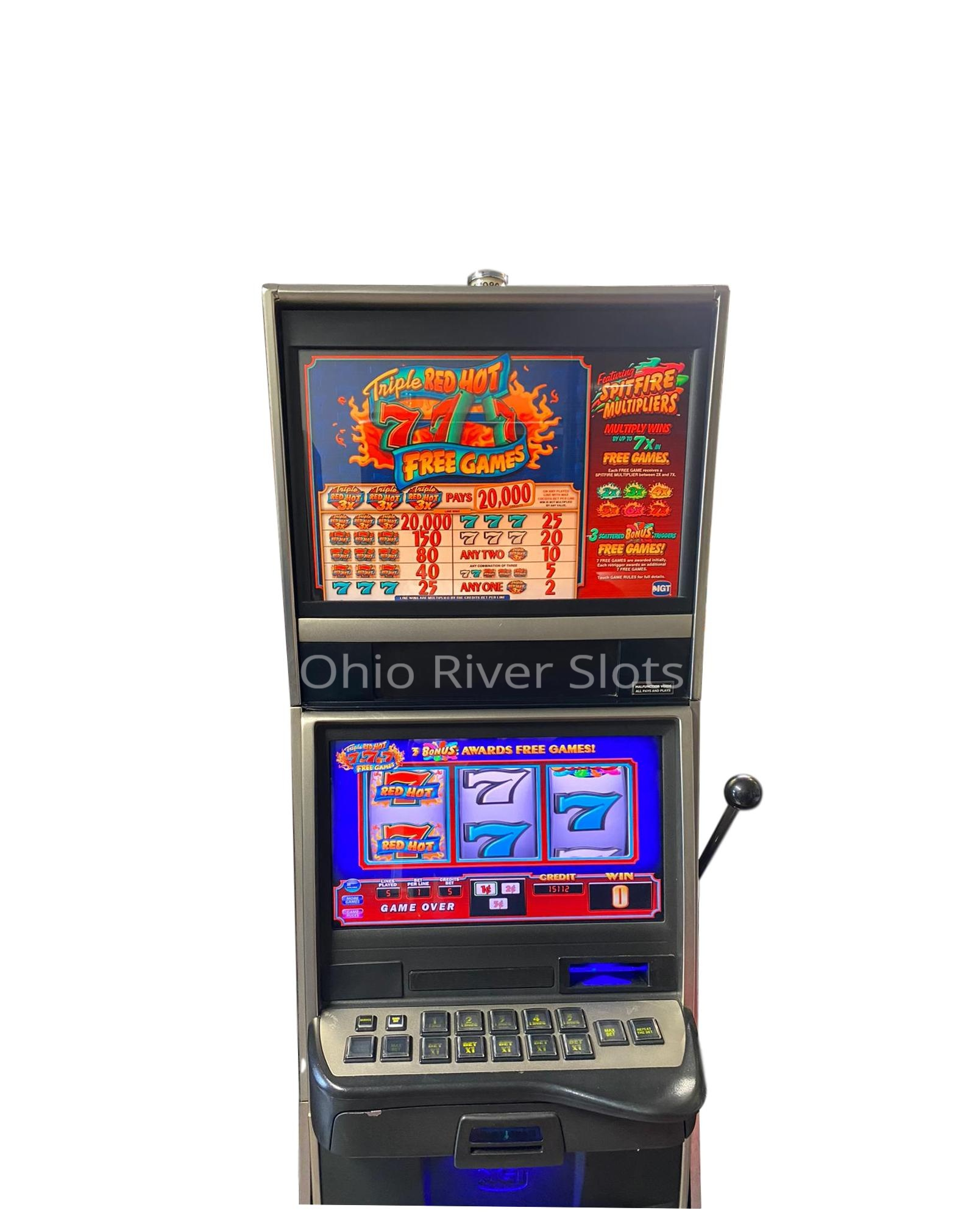 Red Hot 7 Slots