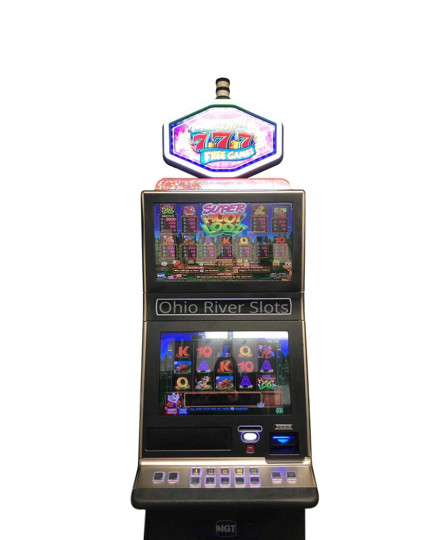 Hoot Loot Slot Machine